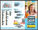 Folleto informativo TIMSS 2019